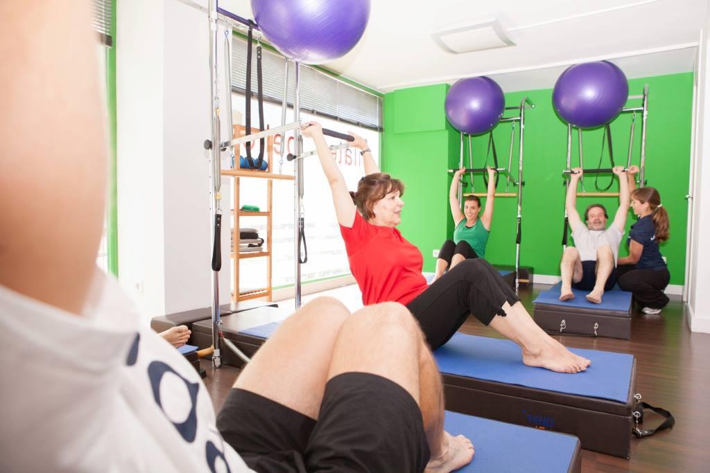 dolor lumbar y pilates