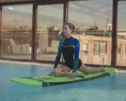Clases de Sup Yoga en Madrid