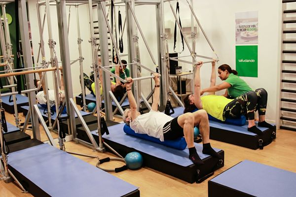 Pilates-madrid