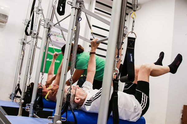 Pilates y Fisioterapia barrio El Pilar-madrid