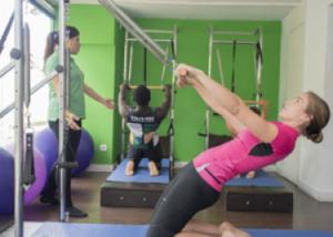 Pilates y fisioterapia barrio el Pilar