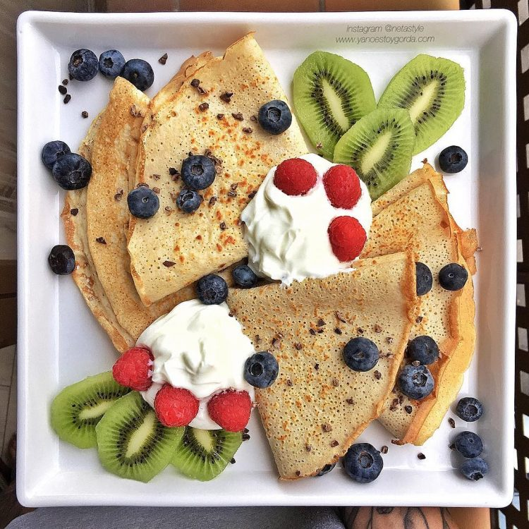 7 desayunos saludables
