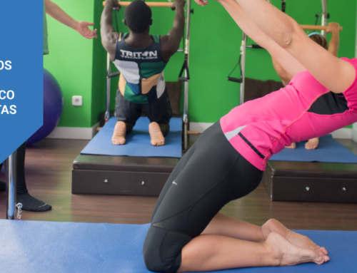 ocho beneficios del Pilates Fisioterapéutico para deportistas