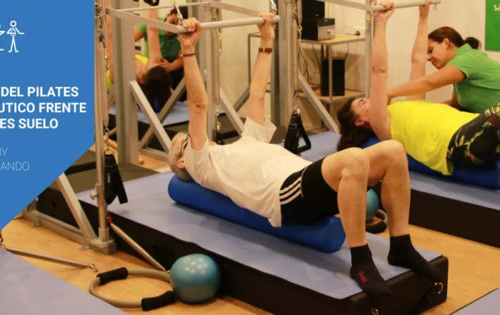 Pilates-Fisioterapéutico