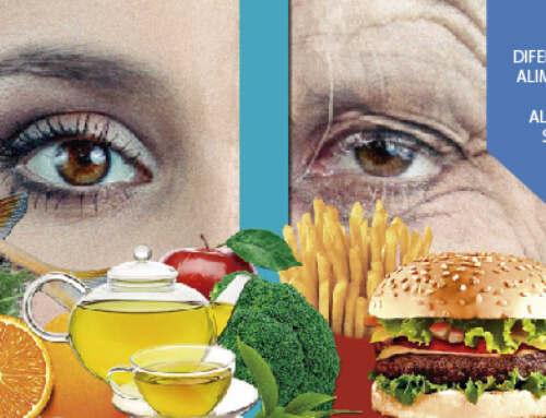Diferenciar entre alimentos: clave para una alimentación saludable