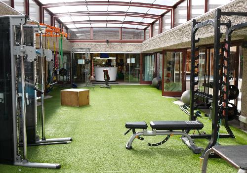 Centro Saludando Entrenamiento Personal Hilton Airport Madrid