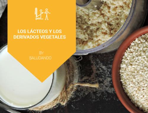 Lácteos y derivados vegetales