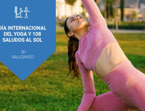 Día internacional del Yoga 108 saludos al sol