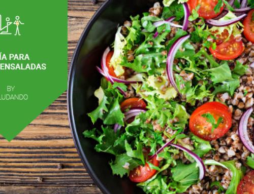 Guía para crear la perfecta ensalada de verano
