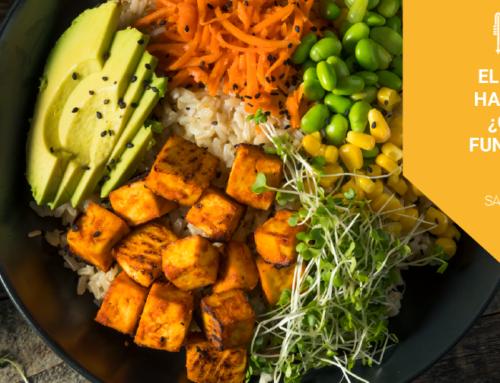 ¿Qué es un plato saludable?
