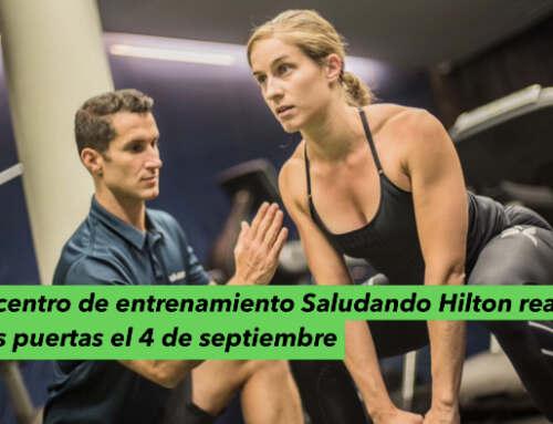 Reabre el Centro Entrenamiento Personal Saludando Hilton