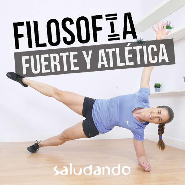 Filosofía Fuerte y Atlética con Nica Pardal