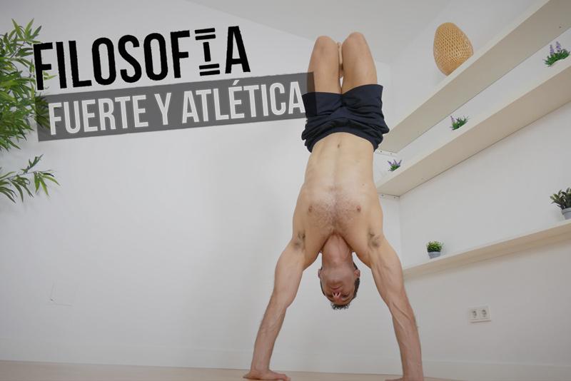 Filosofía Fuerte y Atlética con Antonio López