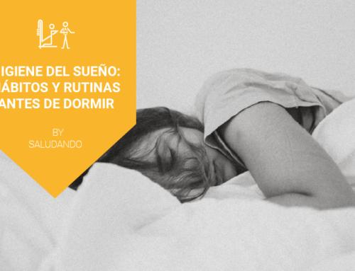 Higiene del sueño 1 hábitos y rutinas antes de dormir