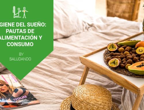 Higiene del sueño: Alimentación y consumo